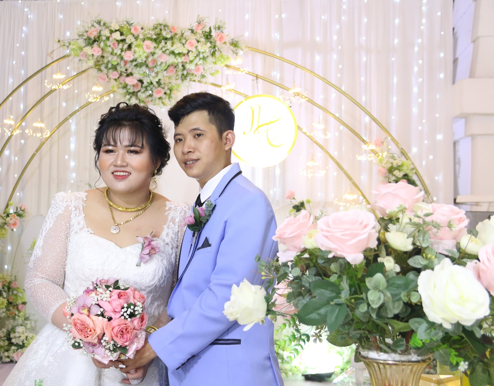 Cô dâu Diễm Nhi & Chú rể Văn Tuấn