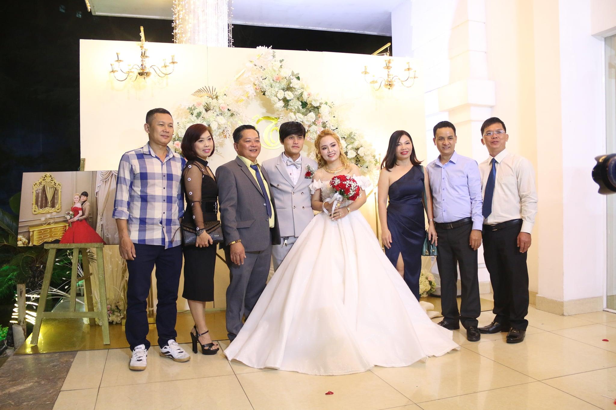 Chú rể Đại Việt & Cô dâu Thùy Trang