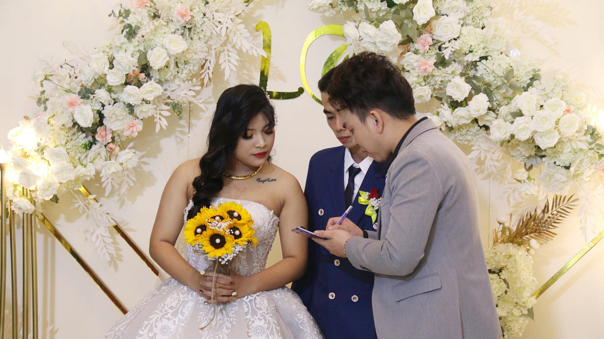 Cô dâu Tuyết Loan & Chú rể Hoàng Thịnh